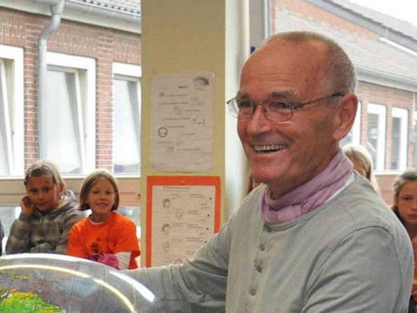 Nachruf auf Hermann Schmitz : Die Hilfe für Bedürftige in Paraguay war sein Leben