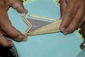 Die knöcherne Harfe