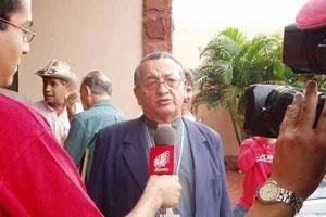 Bischof  Mario Melanio Medina zur politischen Situation Paraguay