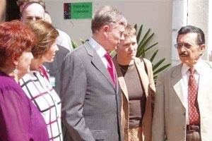 Bundespräsident Köhler auf Staatsbesuch in Paraguay