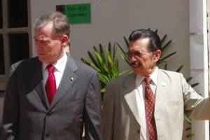Protestschreiben Dr. Martin Almada zum Weihnachtsfest 2007