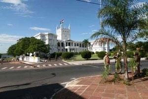 Paraguay zu Beginn des neuen Jahrzehnts
