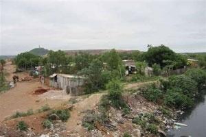 Die Bañados - riesige Müllhalden